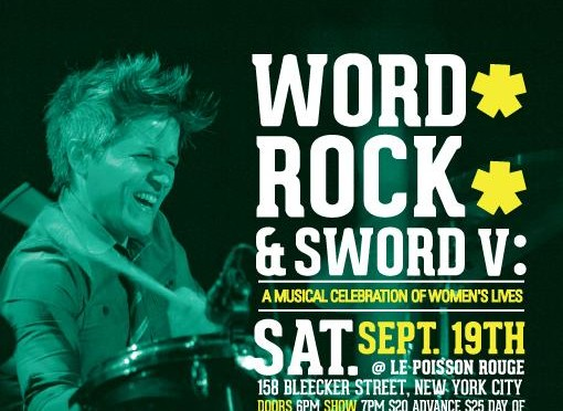 Word*Rock* & Sword V
